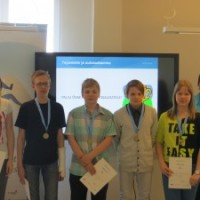 Avinurme Gümnaasiumi võistkond