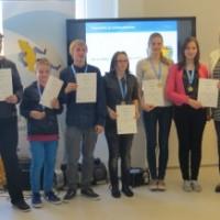 Pärnu Vanalinna Põhikooli võistkond
