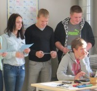 Pärnu Ülejõe Gümnaasiumi võistkond