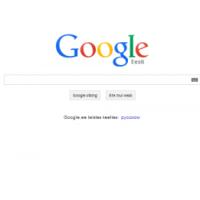 Google otsingumootor