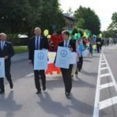 Koolirahu kuulutati välja 1. septembril Sillamäel