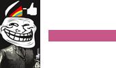 Netis sündinud trollface