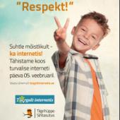"""""""Respekt!"""" poster"""