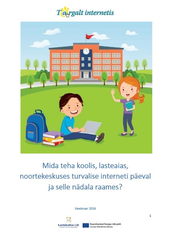teavituspakett koolidele 2016
