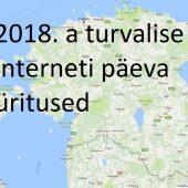 2018. aasta turvalise interneti päeva tähistamise kutse